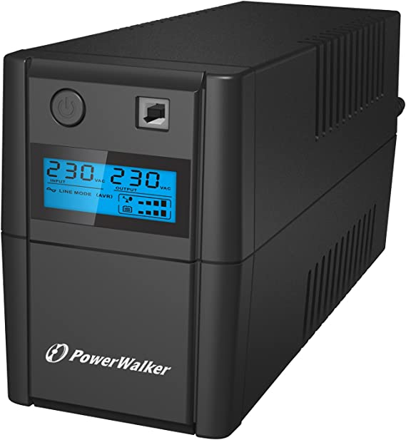 Powerwalker Vi 850 Shl Schuko 850va Computer Zubehör