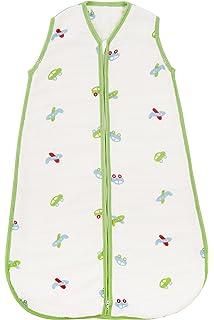 Slumbersac - Saco infantil para dormir, de muselina, aproximadamente0,5 Tog – Coches