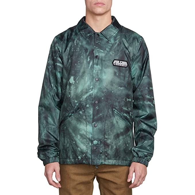 Amazon.com: Volcom Brews Coach - Chaqueta para hombre: Clothing
