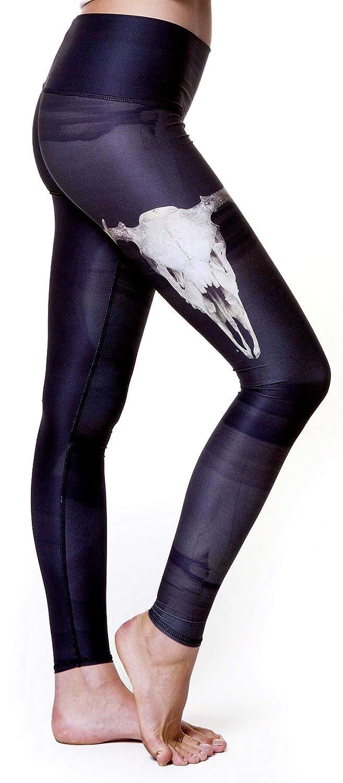 59690ea1e46251 Teeki - Designer Activewear - Deer Medicine Hot Pant at Amazon Women's  Clothing store: