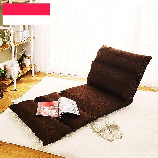 Feifei Lazy Chair Soft Creativity Collapsible Bedroom Balcón ...