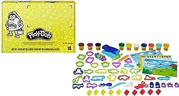 Play-Doh-Caja de Herramientas Hasbro E2544F03: Amazon.es ...