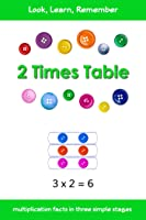 2 Times Table: Learn Multiplication Facts In