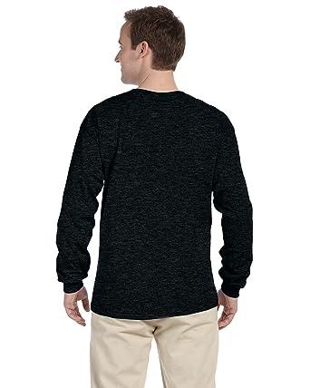 03935f3829c49c Fruit of the Loom Heavy Cotton HD 100% Cotton Long Sleeve T-Shirt ...