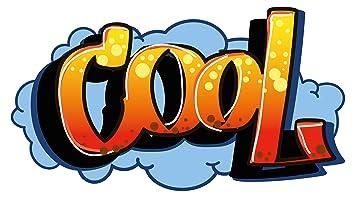Wandtattoo Jugendzimmer Cool Im Graffiti Style Schriftzug