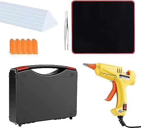 Glue Gun Sticks and Pad fnt Low Temp Mini Electric Glue Gun Kit