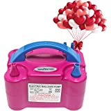 Amazon.com: chamvis Electric Balloon Inflator Air Pump Dual ...