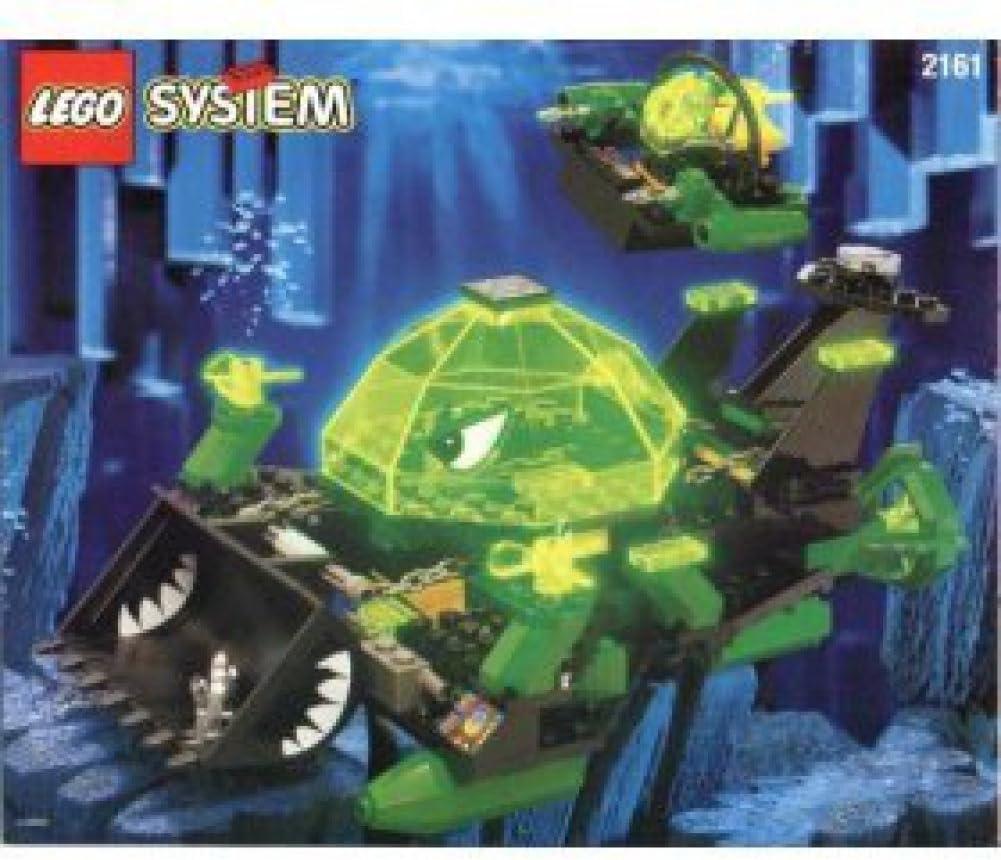 Lego Aqua Raiders: Aqua Dozer