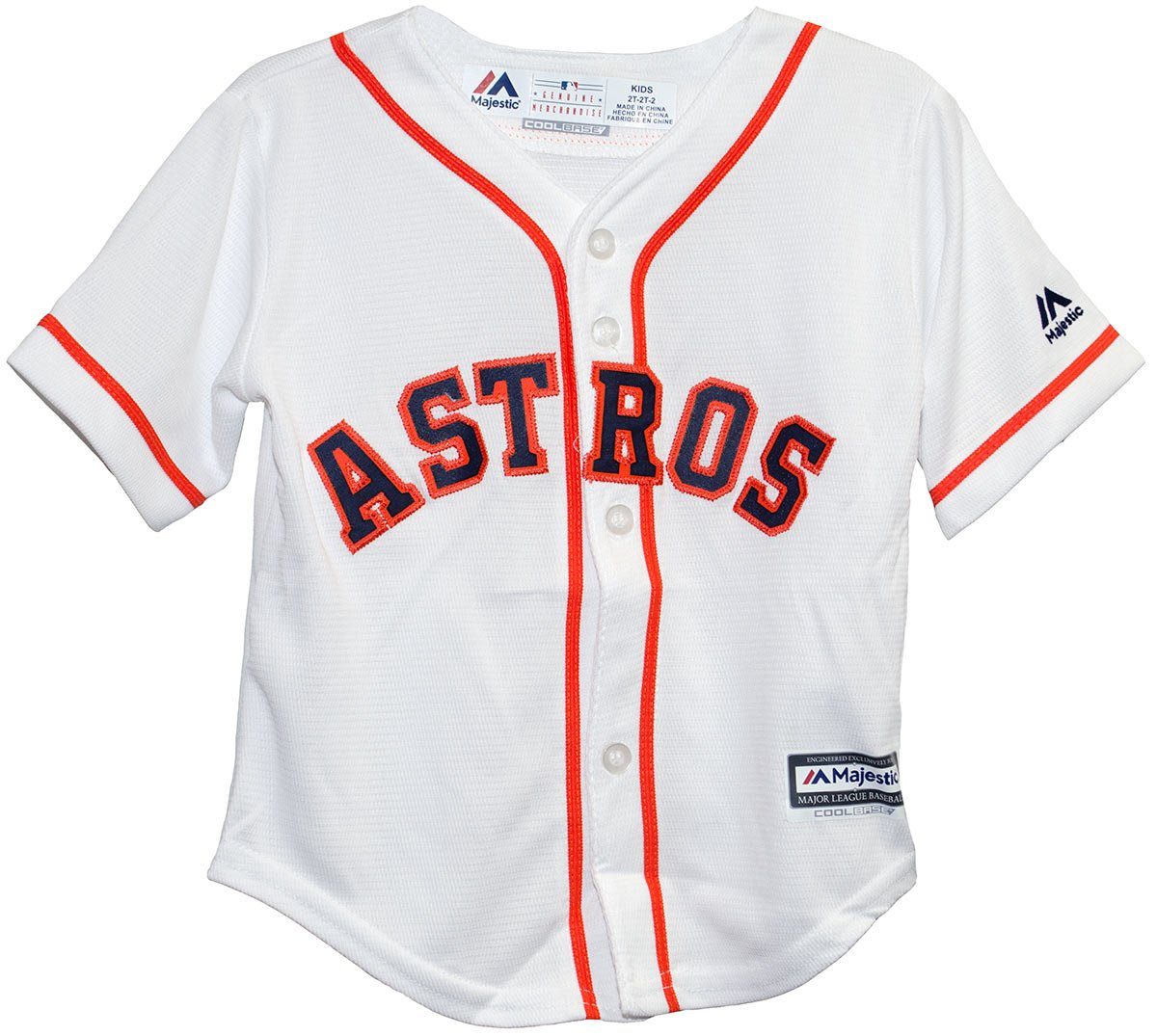 cbc654556d7c Amazon.com  Houston Astros 2015 Home Cool Base Infant Jerseys (24 ...