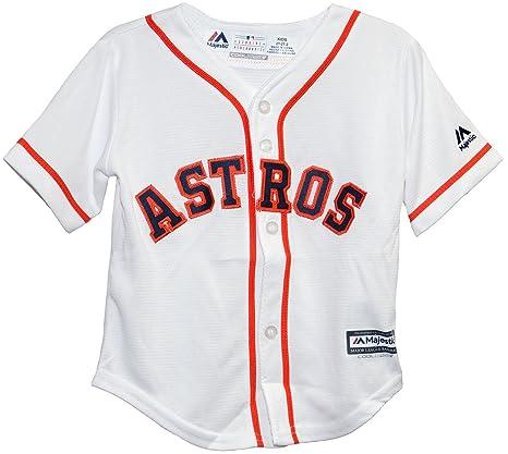 Amazon.com  Houston Astros 2015 Home Cool Base Infant Jerseys (24 ... 457ac4c17