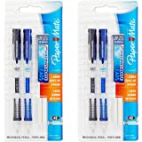 Paper Mate Clear Point Mechanical Pencil Starter Kit (0.5mm 2 Pack)