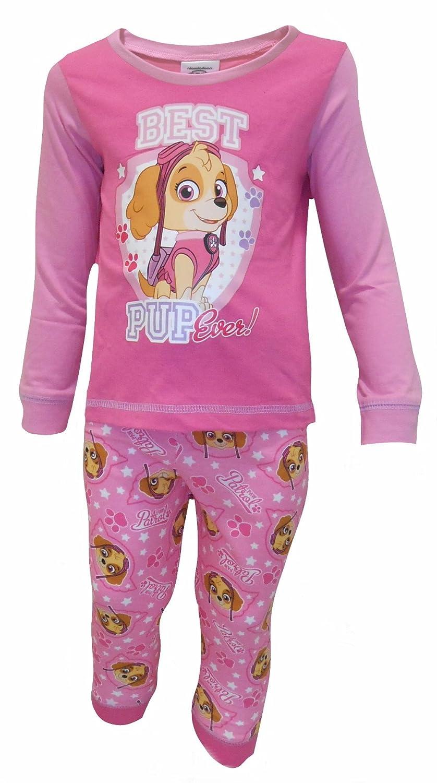 Baby Girls Paw Patrol Pink Pyjamas 6 to 24 Months 27514