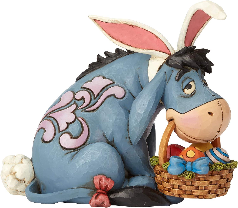 Enesco Disney Traditions Eeyore as Easter Bunny