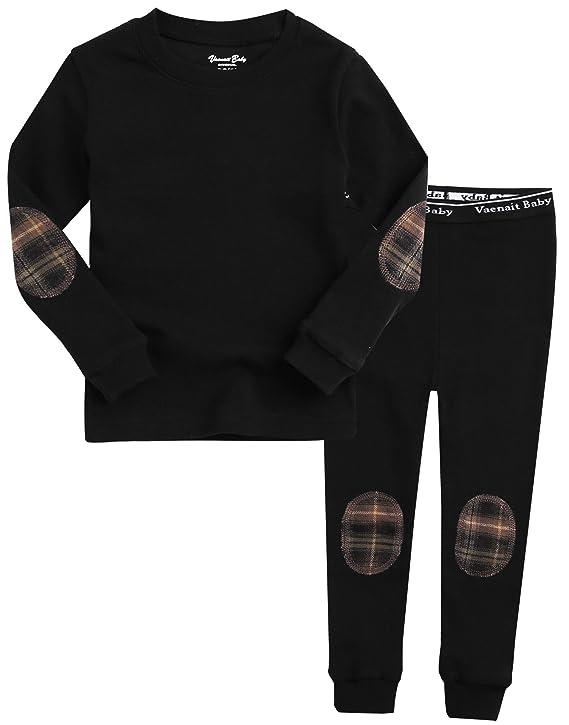 Amazon Vaenait baby 12M-7T Kids Boys Super Soft Sleepwear Pajamas 2pcs Set Soft $15