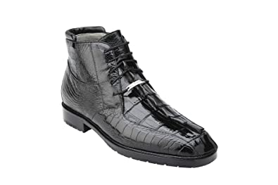 8ffccaefcf1 Amazon.com | Belvedere Barone- Black | Oxfords
