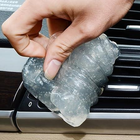 Teclado Limpiador (4 piezas) – elimina el polvo, pelo, migajas de ...