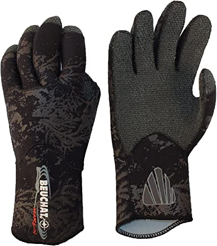 Puncture Resistant Kevlar Spearfishing Dive Glove Lobster Gloves for Diving