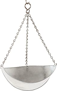 Taylor Precision Products 33054104N Scale Scoop/Chain With Hanging Cradle, Steel, 20 lb 17 in W x 13 in L x 3 in H