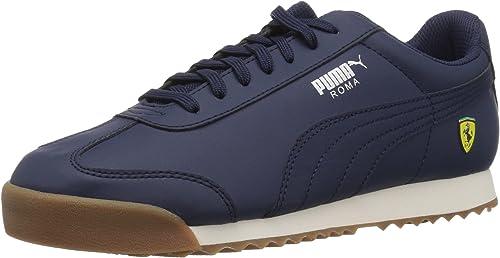 código postal físico Publicidad  Amazon.com   PUMA Kids' Ferrari Roma Sneaker   Sneakers