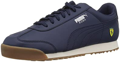 d4e6ead51369a9 Puma Unisex-Kids Ferrari Roma Kids Sneaker  Buy Online at Low Prices in  India - Amazon.in