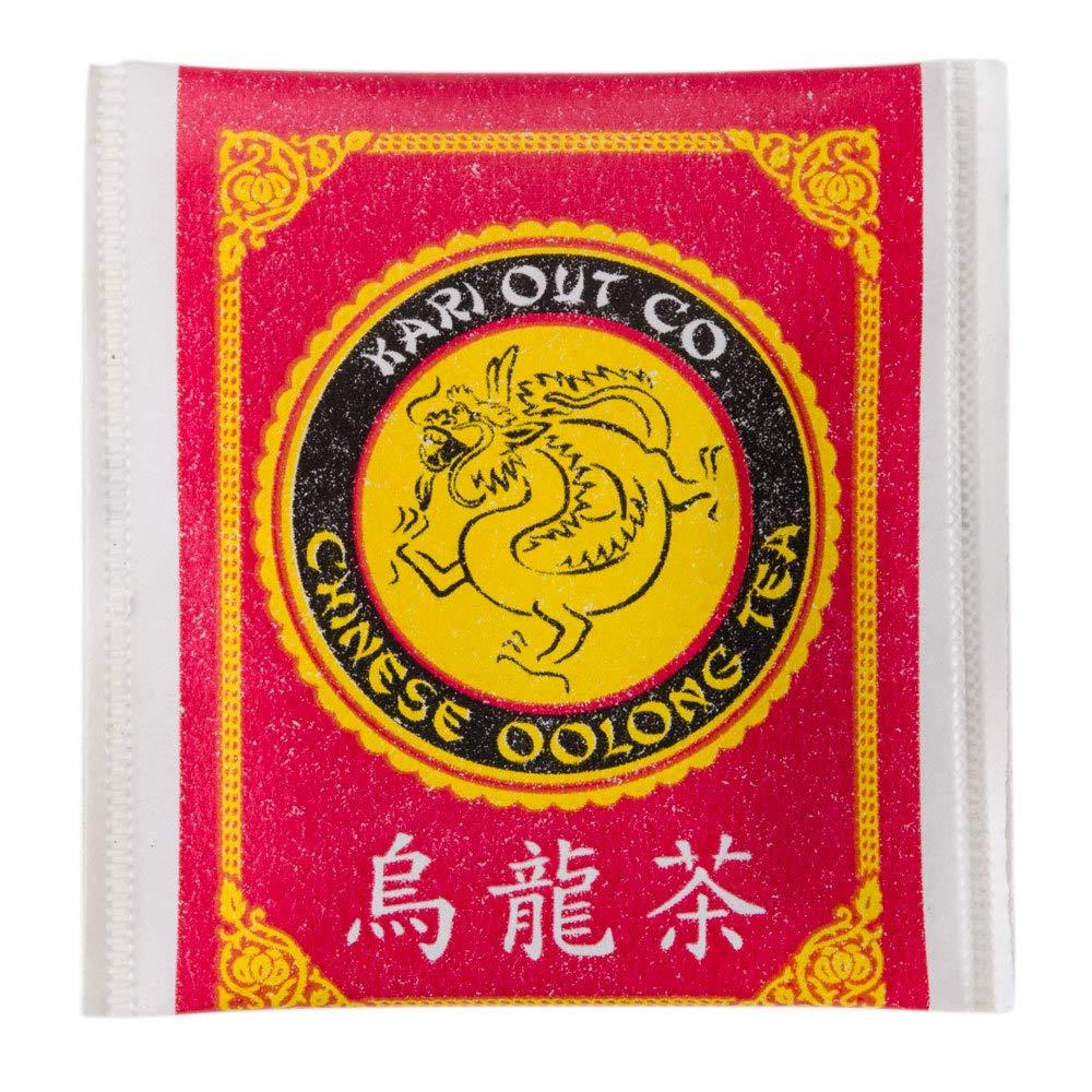 TableTop King Oolong Tea Bags - 600/Case