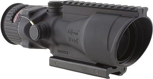 ACOG 6 X 48 Scope Dual Illuminated Chevron .308 Ballistic Reticle