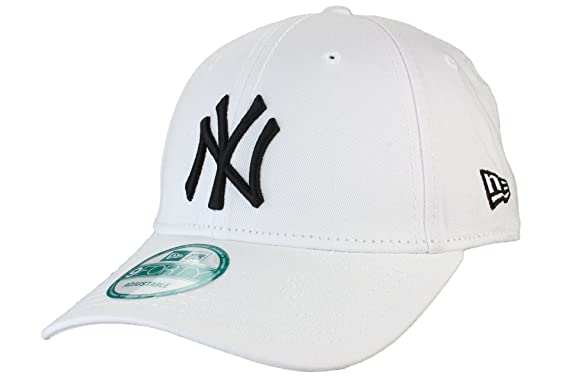 581646c4542a3 New Era Marque modèle : 9Forty-casquette réglable league new york yankees  basic en blanc, noir, gris, rouge, bleu marine: Amazon.fr: Vêtements et ...