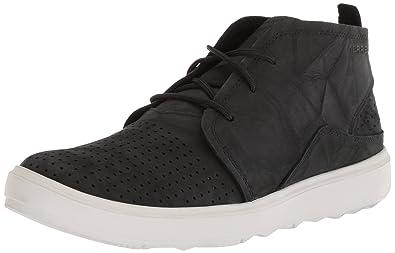 3edf2389cf07 Merrell Women s Around Town City Chukka Air Sneaker Black 5 Medium US