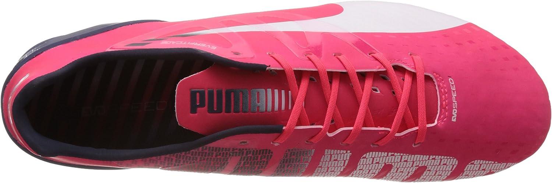 Zapatillas de f/útbol de Material sint/ético Hombre Puma Evospeed 1.3 FG