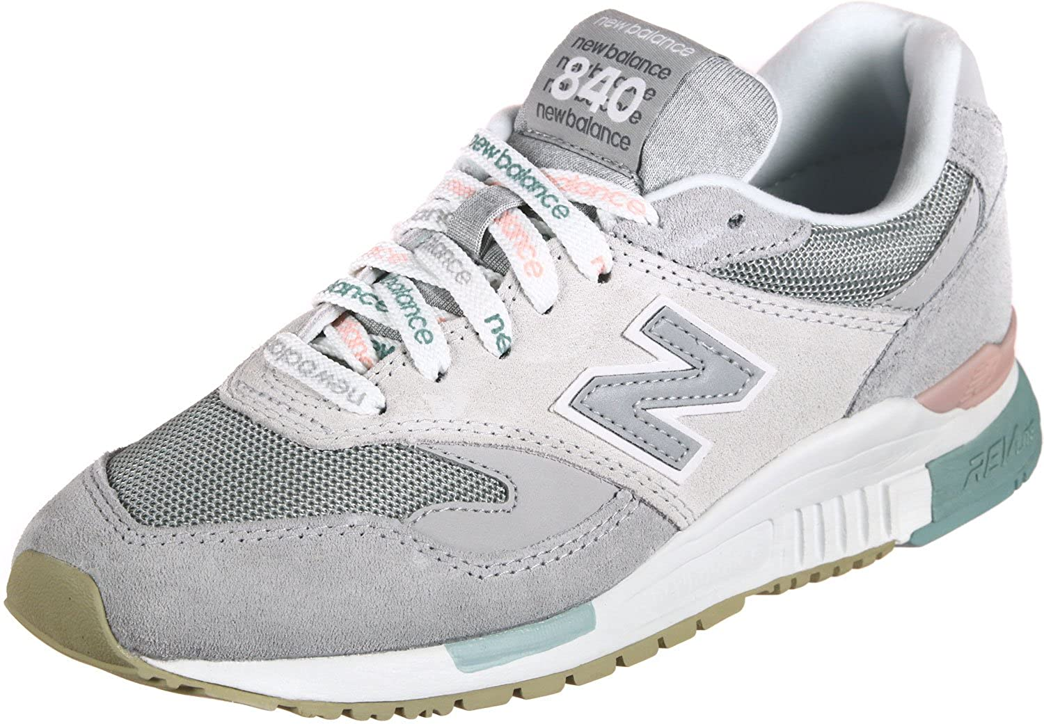 fd47a2526a6a3 New Balance Women's 840 Trainers: Amazon.co.uk: Shoes & Bags
