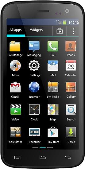 Mobistel Cynus F4 - Smartphone (114.3 mm (4.5