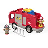 Fisher-Price Little People - Camión de Bombero