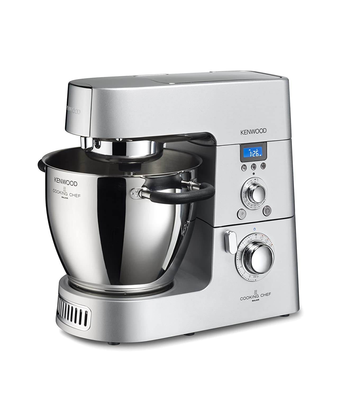 Amazon Kenwood KM080AT Cooking Chef Machine Silver Kitchen