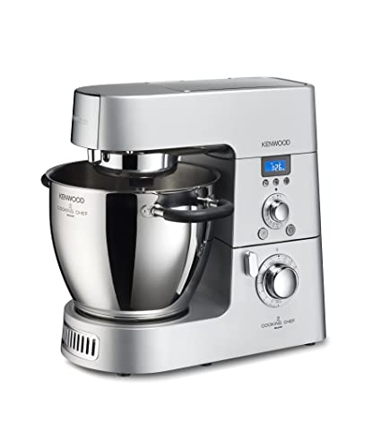 Amazon Com Kenwood Km080at Cooking Chef Machine Large Silver