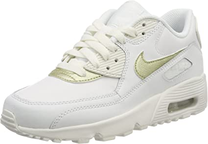 basket air max fille blanche
