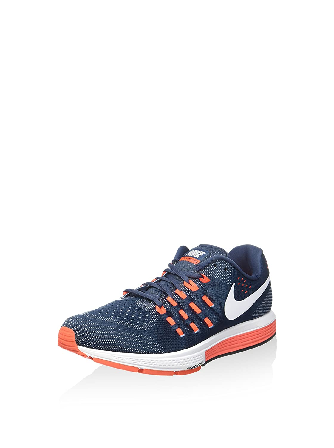 half off f9643 ef048 Nike Men s Air Vomero 11 Running Shoes 11 E Grey White Orange B01EB91O6O  Zoom nvpezy4637-Road Running