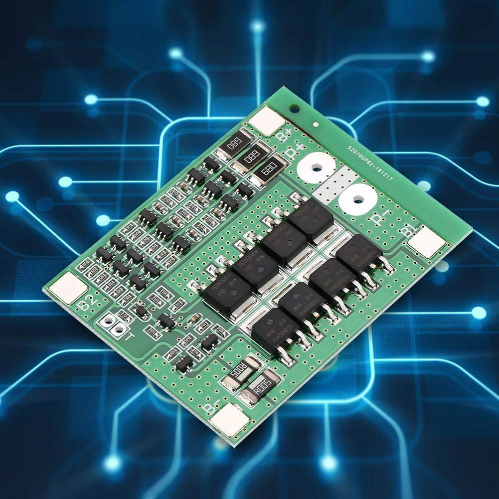 Modulo generatore di segnale scheda di protezione batteria al litio 3S 18650 11.1V 12.6V 25A W//kit di assortimento componenti elettronici scheda di protezione bilanciamento Sorgente del segnale
