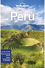 Lonely Planet Peru (Travel Guide) Paperback