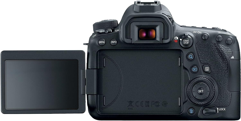 Canon Eos 6d Mark Ii Dslr Kamera Bundle Body Only Camera Photo