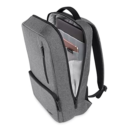826c7faf0f Amazon.com: Belkin Classic Pro Backpack for Laptops up to 15.6 ...