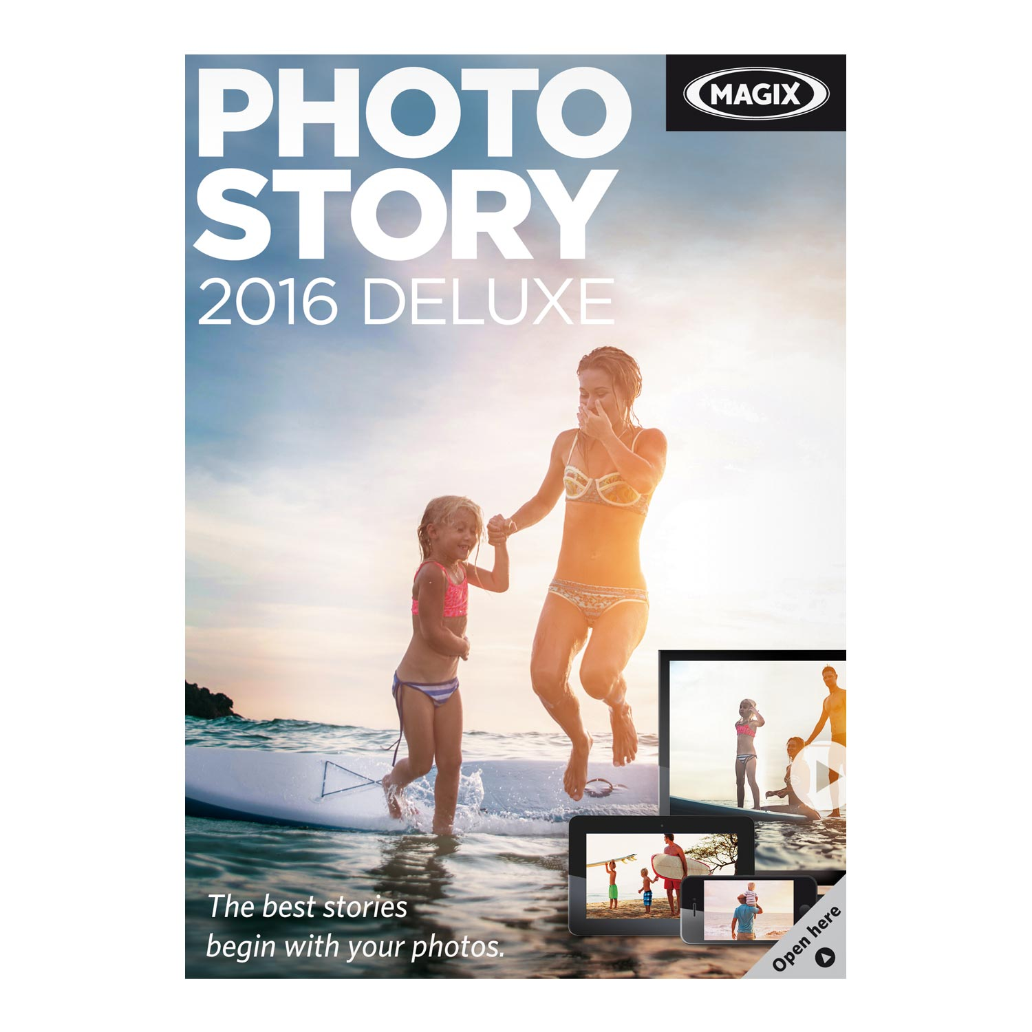 MAGIX Photostory 2016 Deluxe [Download] by MAGIX