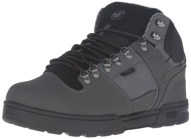 cc543e52e639 DVS Men s Westridge-M Skateboarding Shoe Grey Black Nubuck 8.5 D(M) US  Buy  Online at Low Prices in India - Amazon.in