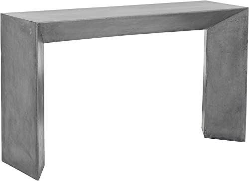 Sunpan Modern Nomad Console Table