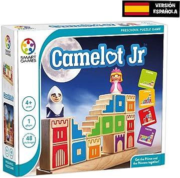 Smart Games-Sg031Es Juego Educativo Para Niños, multicolor, Talla Única (Lúdilo SG031ES): Amazon.es: Juguetes y juegos