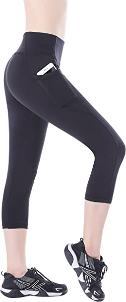 Amazon.com: EAST HONG - Mallas de yoga para mujer: Clothing