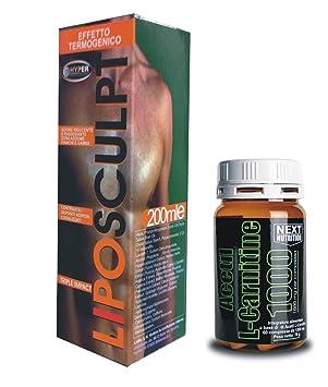 Kit para adelgazar: + 1 paquete Acetil L Carnitina 60 tabletas - 78 gr,