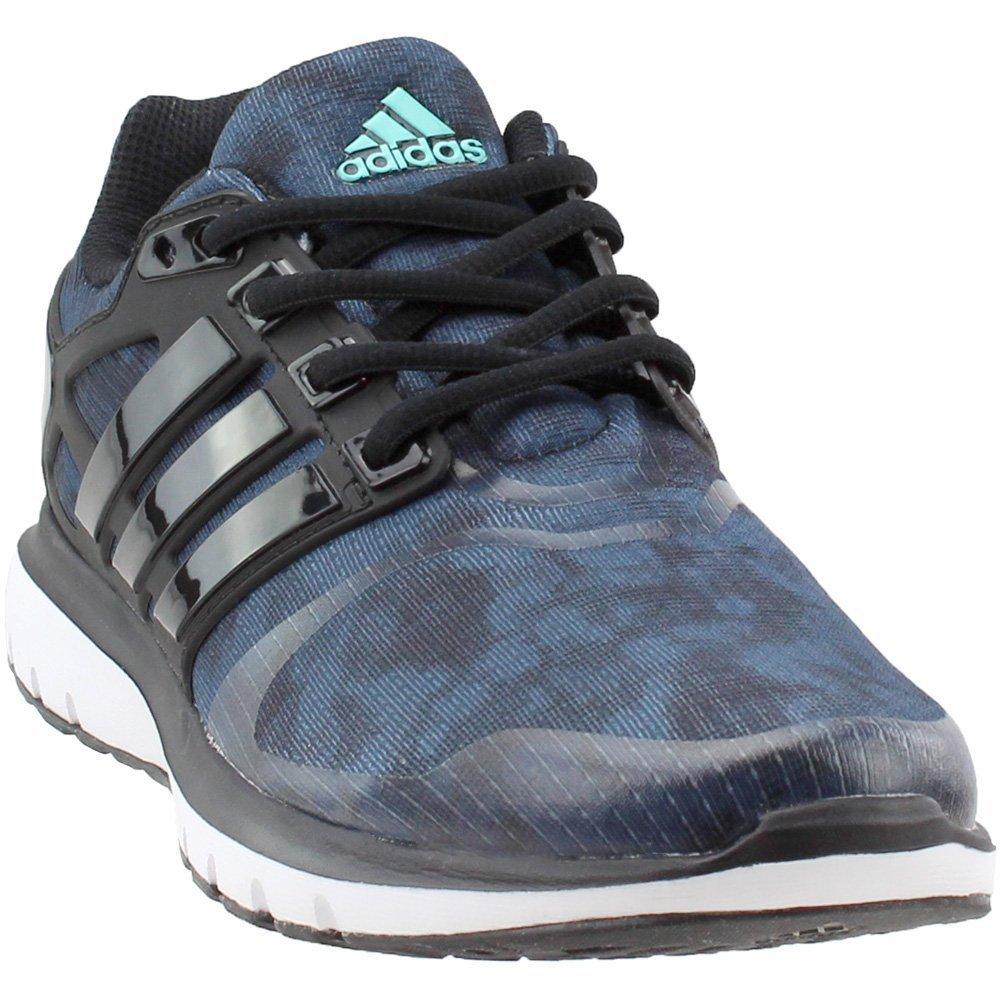 uk availability 88ec7 6a55b Galleon - Adidas Womens Energy Cloud V Running Shoe, BlackBlackEasy  Mint, 7.5 M US