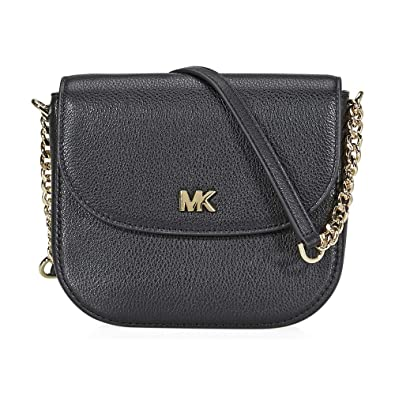 MICHAEL Michael Kors Half Dome Medium Leather & Suede