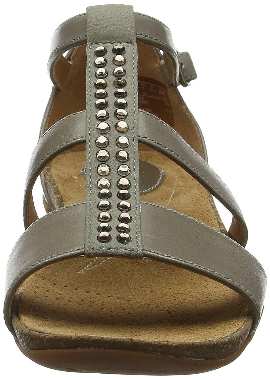 Mr.   Ms. Clarks Clarks Clarks 261243694, Sandali Donna Louis, elaborato Stile elegante Stile eccezionale | On-line  6420f4