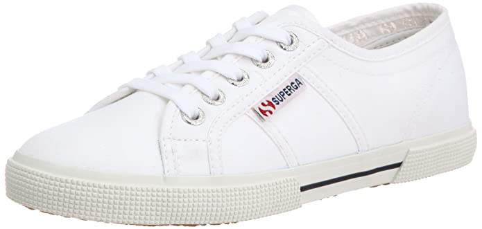 Tg. 36 Superga 2950 Cotu Sneakers unisex Bianco 900 White 36